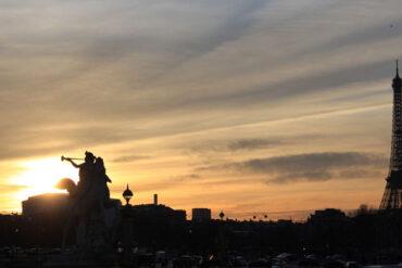 Sanat Şehri Paris'te Haftasonu