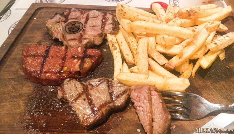 Eminönü Virginia Angus Steakhouse