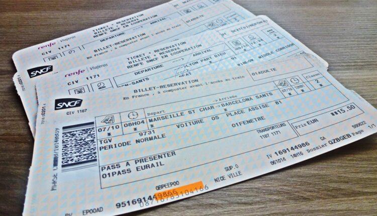 Interrail Bileti Rezervasyon