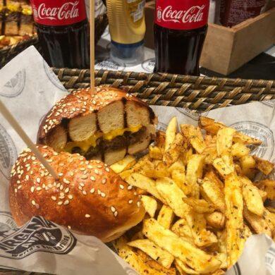 Virginia Angus Burger Fiyatları