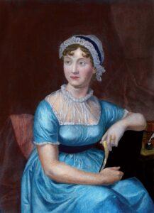 Jane Austen portre