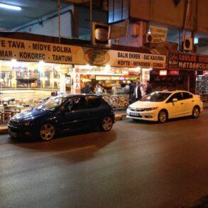 Meşhur Ortaköy Midyecisi İzmit