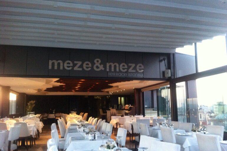 Meze & Meze Terrace İstanbul