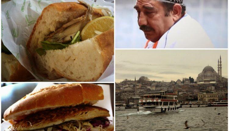 Karaköy Balık Ekmek Mekanı