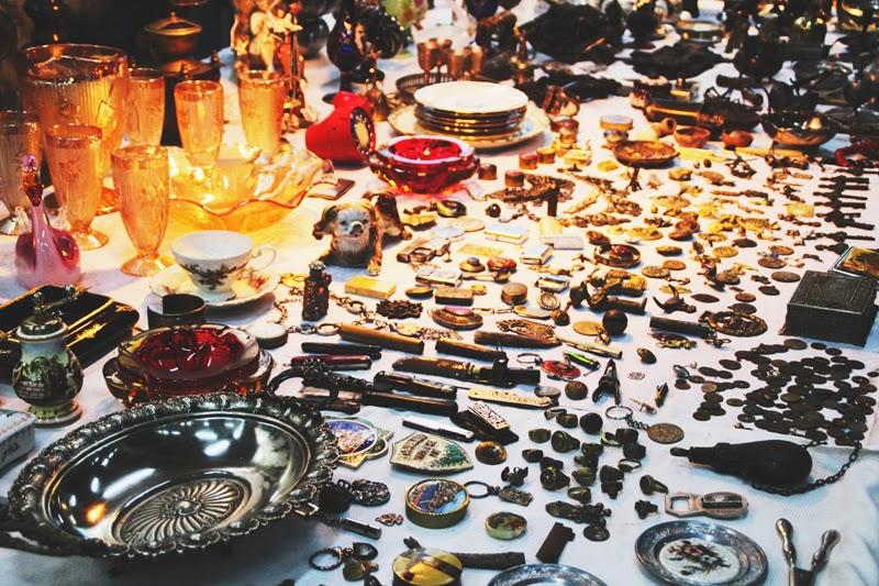 Antika Pazarı Feriköy Fotoğrafları