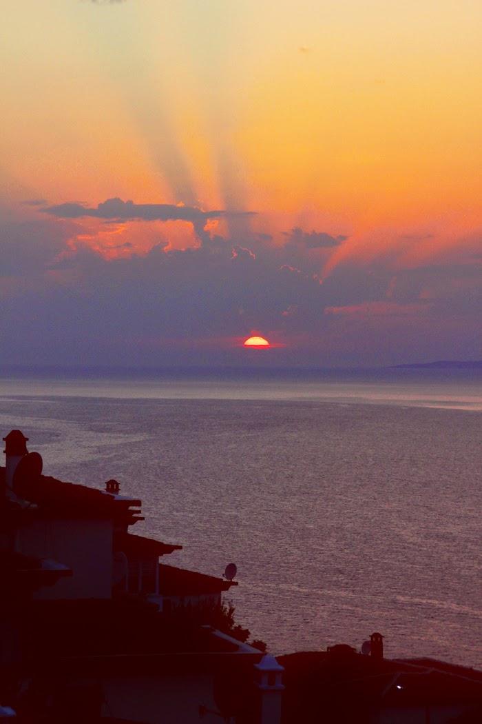 Günbatımı Fotoğrafı