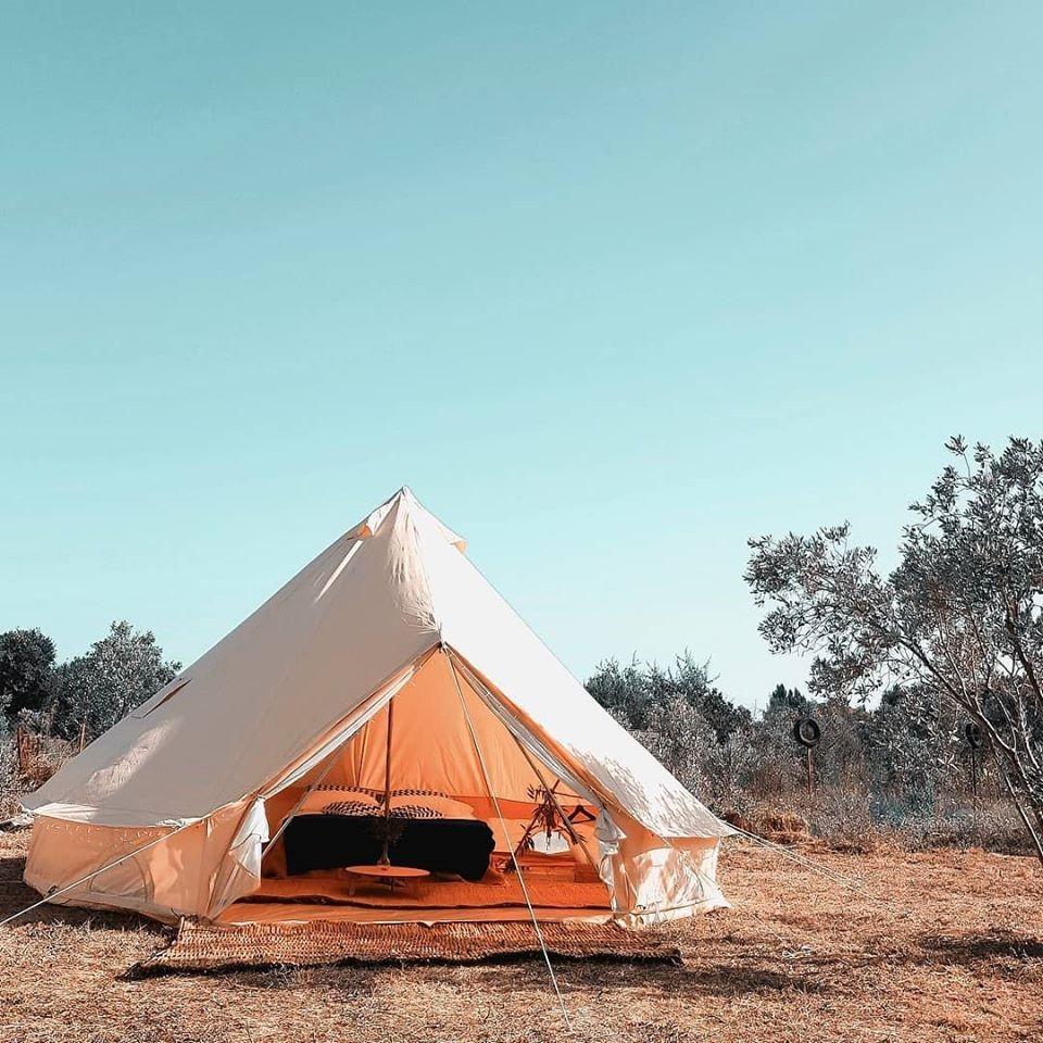 Mona Camp - Glamping / Sığacık