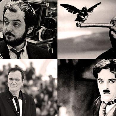 İlginç ve Mahrem Yönleriyle: Hitchcock, Chaplin, Kubrick, Tarantino
