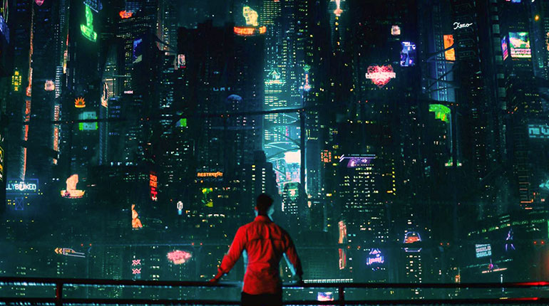 Altered Carbon Dizi İncelemesi