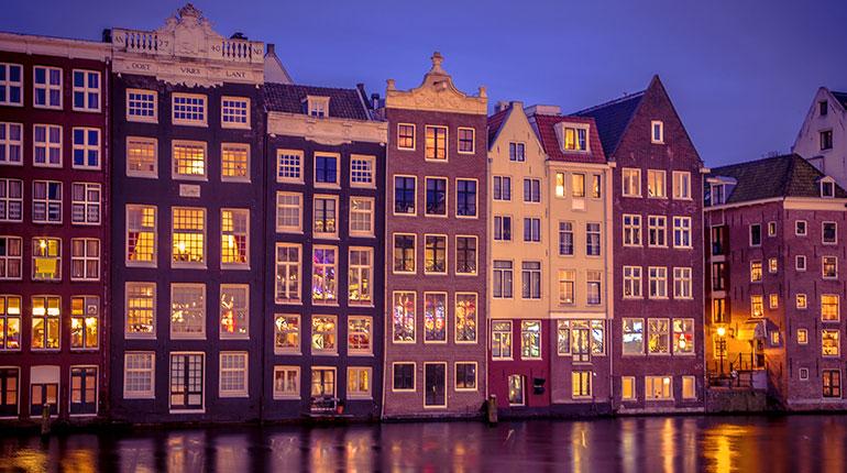 Amsterdam'da Dam Meydanı Nerede?