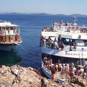 Ayvalık Tekne Gezisi