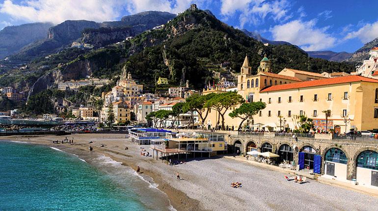 İtalya'nın Lezzet Dolu Kasabalarını Keşfe Çıkıyoruz