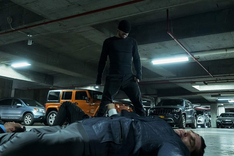 Marvel Daredevil 3. Sezon