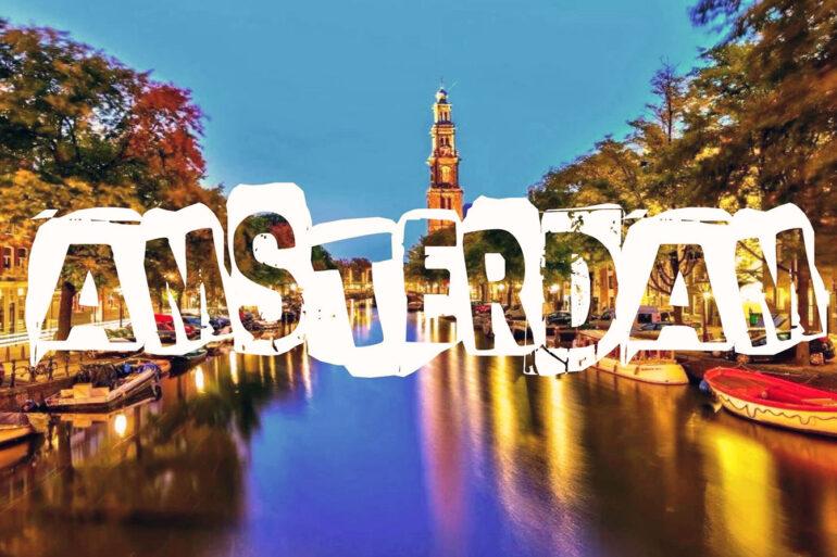 Amsterdam'da Muhteşem 1 Gün