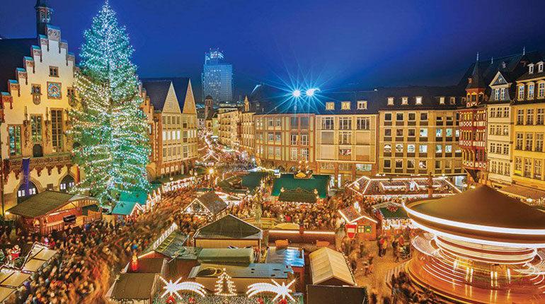 Avrupa'nın En İyi 7 Noel Pazarı