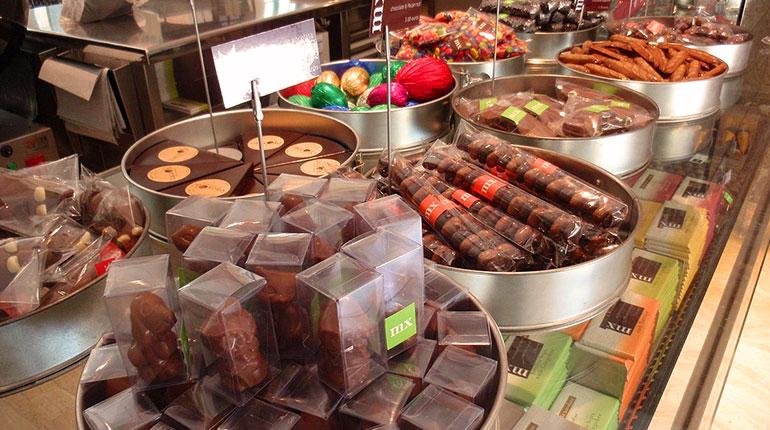 Barselona, İspanya Çikolatası