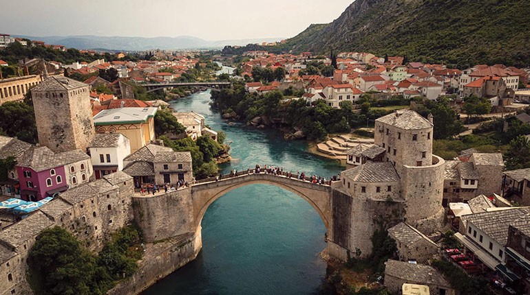 Bosna Hersek – Saraybosna