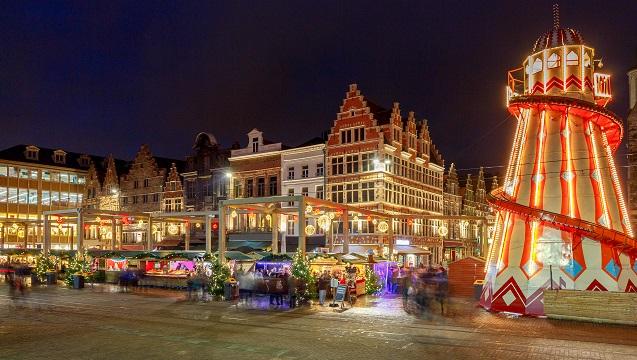 Brugge Noel Pazarı