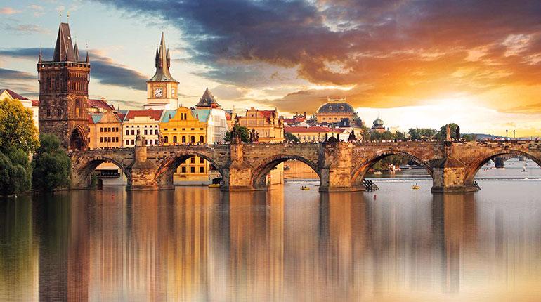 Çek Cumhuriyeti – Prag