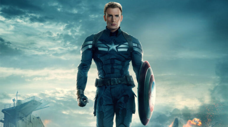 Chris Evans'tan Captain America İtirafı