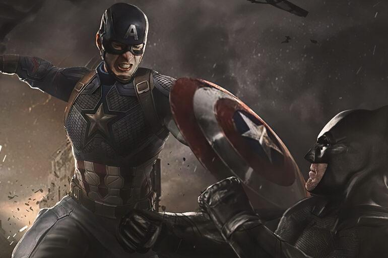 Captain America'nın Yıldızı Chris Evans'ın Batman Açıklaması