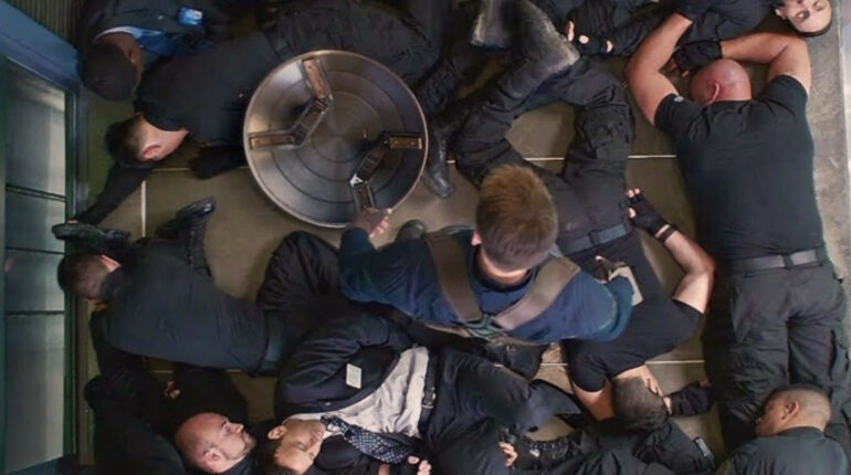 Chris Evans'ın En Sevdiği Captain America Sahnesi