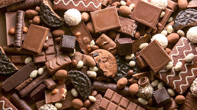 Çikolatası ile Ünlü 6 Ülke
