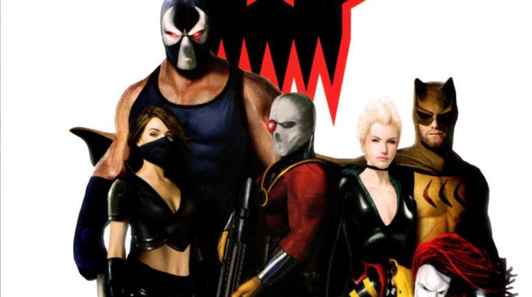 DC Comics'in Secret Six Ekibi TV Ekranlarına Geliyor