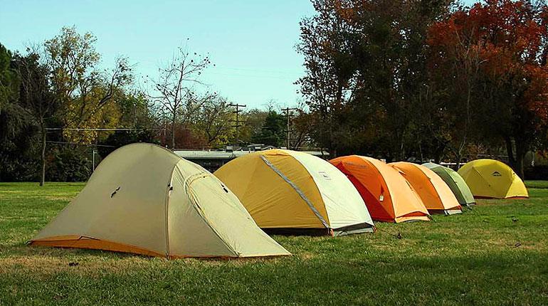 Kamp: Çadır için iyi Zemin Nasıl Bulunur?