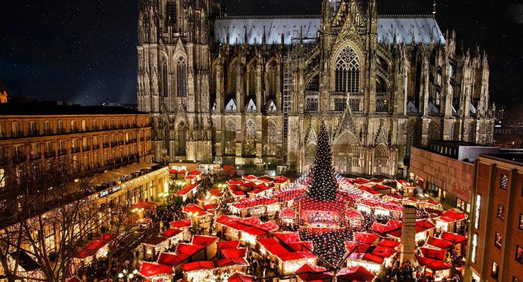 Köln Noel Pazarı