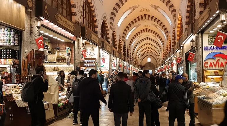 Mısır Çarşısı İstanbul