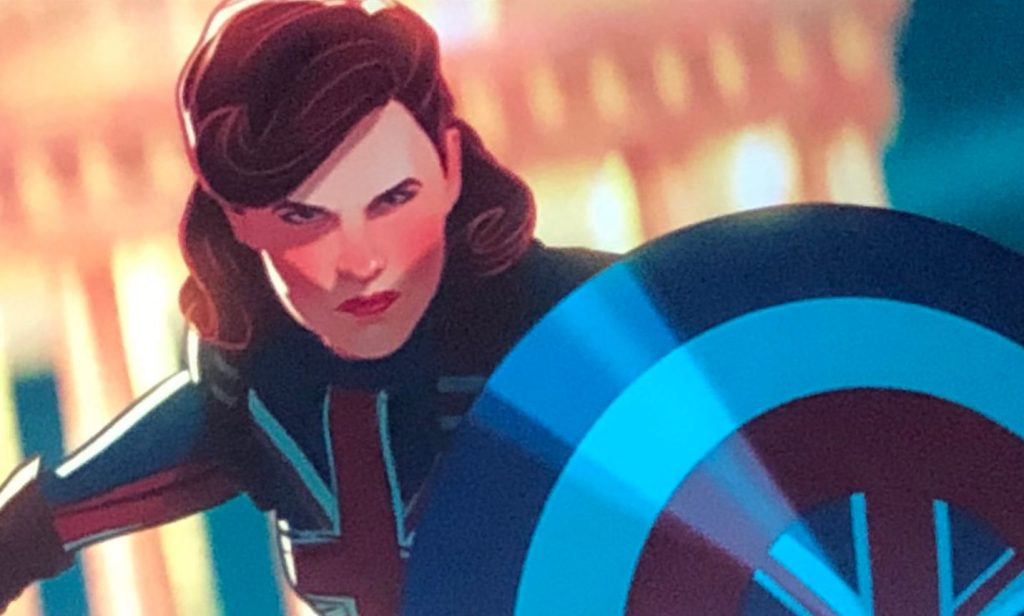 Peggy Carter - marvels what if