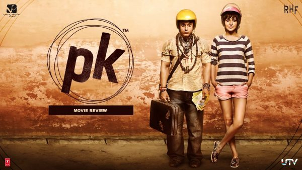 PK – Peekay Aamir Khan