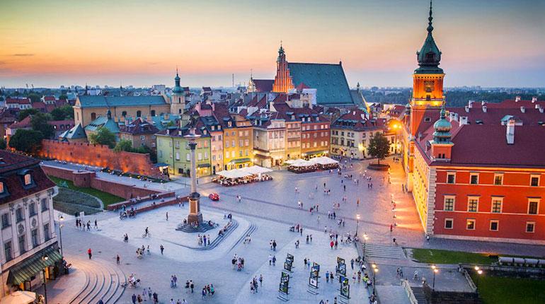 Polonya – Varşova