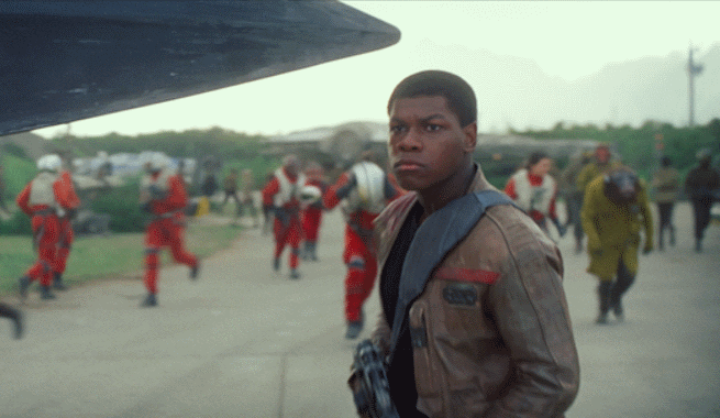 Finn - Star Wars