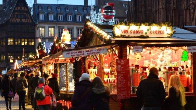 Strazburg Noel Pazarı