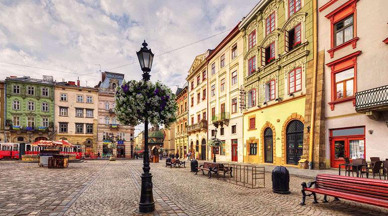 Ukrayna – Lviv