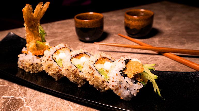 VUE Rooftop - Sushi
