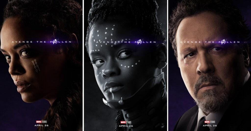 Yeni Avengers Endgame Afişleri